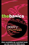 Wainwright, Jeffrey: Poetry: The Basics