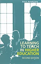 Learning to Teach in Higher Education by…