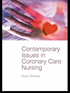 Contemporary Issues in Coronary Care Nursing…