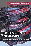 Craig, David: Development Beyond Neoliberalism? Governance, Poverty Reduction and Political Economy
