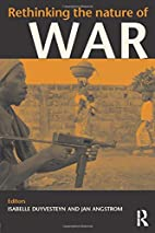 Rethinking the nature of war by Isabelle…
