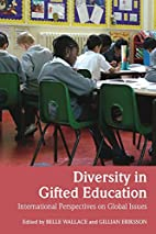 Diversity in Gifted Education: International…
