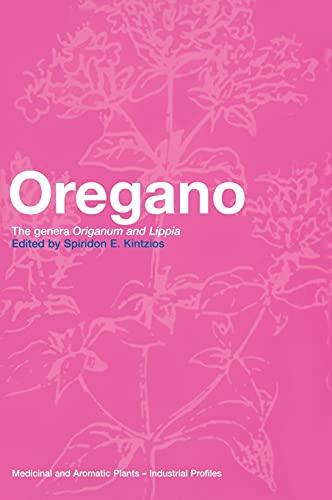 oregano-the-genera-origanum-and-lippia-medicinal-and-aromatic-plants-industrial-profiles