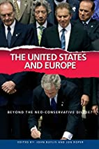 The United States and Europe: Beyond the…