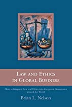 Law and ethics in global business : how to…