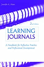 Learning Journals: A Handbook for Reflective…