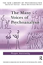The Many Voices of Psychoanalysis (The New…