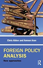 Foreign policy analysis : new approaches by…