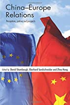 China-Europe Relations: Perceptions,…