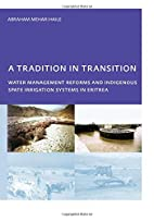 A Tradition in Transition, Water Management…