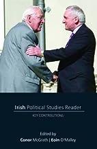 Irish Political Studies Reader: Key…