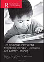 The Routledge international handbook of…