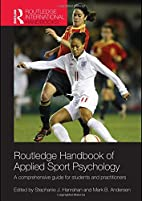 Routledge Handbook of Applied Sport…