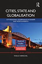 Cities, State and Globalisation:…