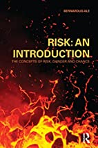Risk: An Introduction: The Concepts of Risk,…