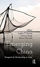 Emerging China: Prospects of Partnership in…