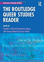 The Routledge Queer Studies Reader…