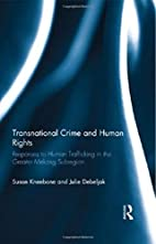 Transnational Crime and Human Rights:…