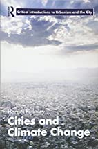 Cities and Climate Change (Routledge…