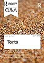 Q&A Torts 2011-2012 (Questions and Answers)…