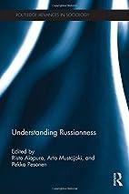 Understanding Russianness (Routledge…
