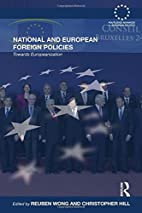 National and European foreign policies :…