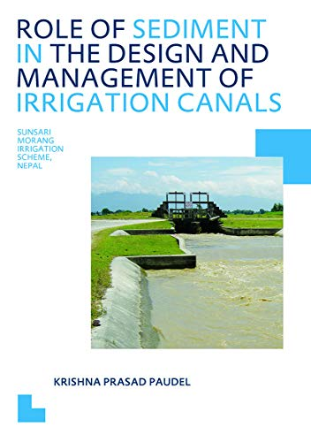 role-of-sediment-in-the-design-and-management-of-irrigation-canals