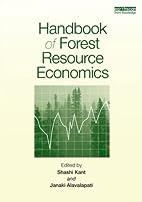 Handbook of Forest Resource Economics by…