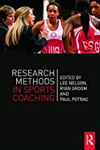 Research Methods in Sports Coaching by Lee…