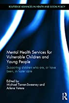 Mental Health Services for Vulnerable…
