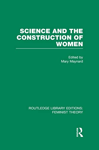 science-and-the-construction-of-women-rle-feminist-theory