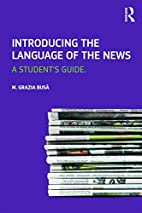 Introducing the Language of the News: A…