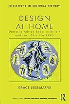 Design at Home: Domestic Advice Books in…