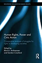 Human Rights, Power and Civic Action:…
