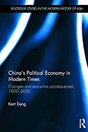 China's Political Economy in Modern…