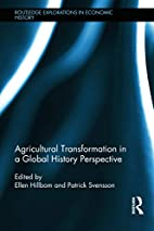 Agricultural Transformation in a Global…