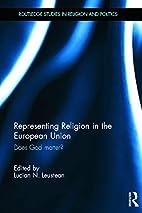 Representing religion in the European Union…
