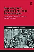 Regulating Next Generation Agri-Food…