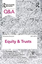 Q&A Equity & Trusts 2013-2014 (Questions and…