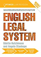 Optimize English Legal System by Angela…