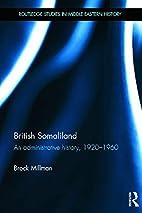 British Somaliland : an administrative…