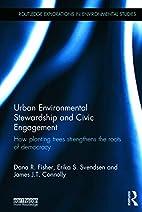 Urban Environmental Stewardship and Civic…