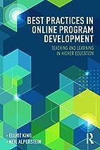 Best Practices in Online Program…