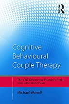 Cognitive Behavioural Couple Therapy:…
