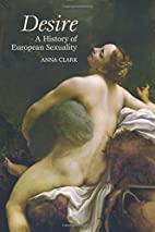 Desire: A History of European Sexuality by…