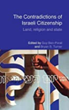 The contradictions of Israeli citizenship :…