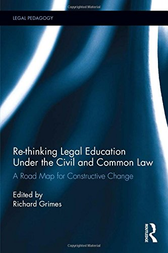 re-thinking-legal-education-under-the-civil-and-common-law-a-road-map-for-constructive-change-legal-pedagogy