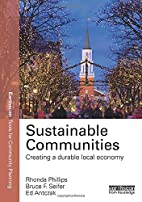 Sustainable Communities: Creating a Durable…