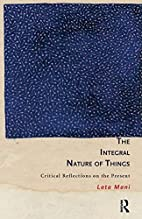 The Integral Nature of Things: Critical…
