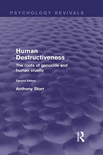 human-destructiveness-psychology-revivals-the-roots-of-genocide-and-human-cruelty-volume-9